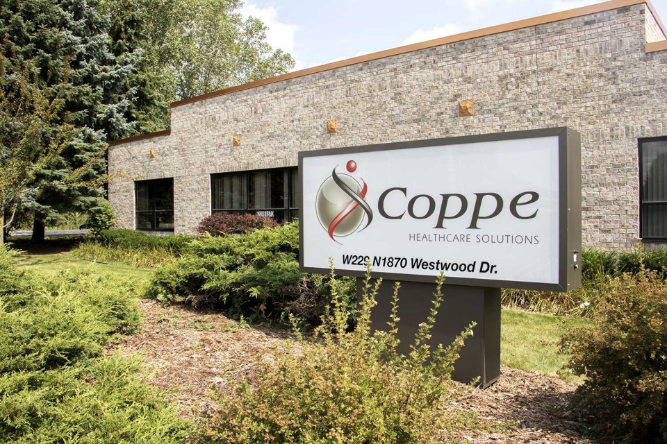 Coppe-Laboratories-building